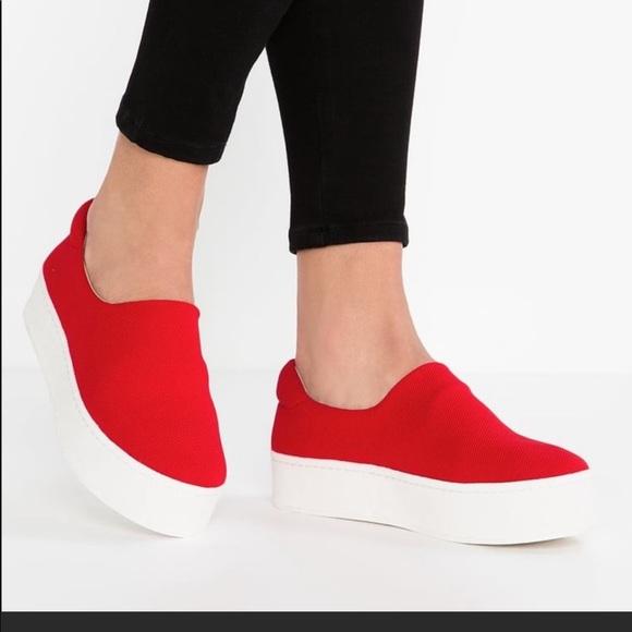 Platform Sneakers Size